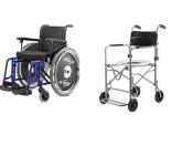 Cadeiras de Rodas e Banho